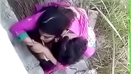 Bangladeshi Girl with her boyfriend fucking outdoor